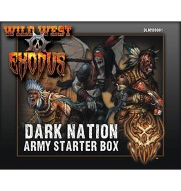 Warcradle Studios Dark Nation Starter Box