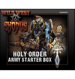 Warcradle Studios Holy Order of Man Starter Box