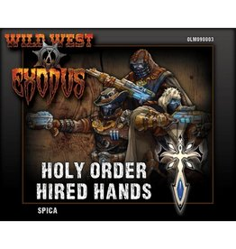 Warcradle Studios Holy Order of Man Spica Box (Hired Hands)