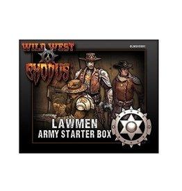 Warcradle Studios Lawmen Starter Box