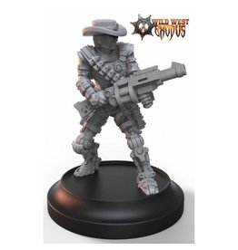 Warcradle Studios Deputy Berenger (Sidekick)