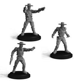Warcradle Studios UR-30 Lawbot Set (Sidekick)