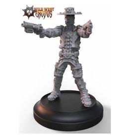 Warcradle Studios UR-30 Lawbot (Pose 1) (Sidekick)
