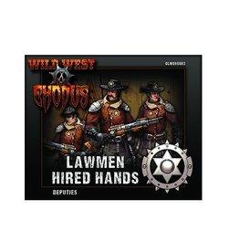 Warcradle Studios Lawmen Deputies Box (Hired Hands)
