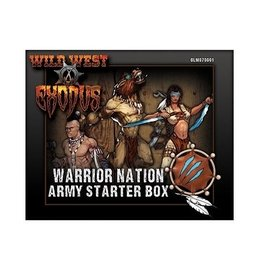 Warcradle Studios Warrior Nation Starter Box