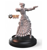 Warcradle Studios Agent Lucinda Loveless (Sidekick)