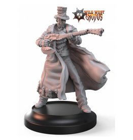 Warcradle Studios Abe Lincoln (Boss)