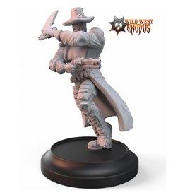 Warcradle Studios General Grant (Alternate Sculpt) (Boss)