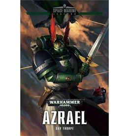 Games Workshop SPACE MARINE LEGENDS: AZRAEL (HB)