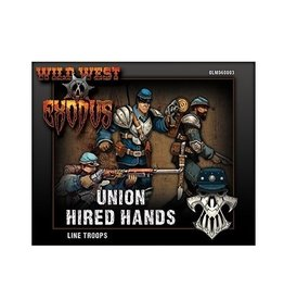 Warcradle Studios Union Line Troops Box (Hired Hands)