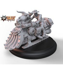 Warcradle Studios Outlaw Iron Horse (Light Support)