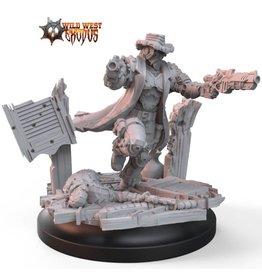 Warcradle Studios Legendary Jesse James (Boss)