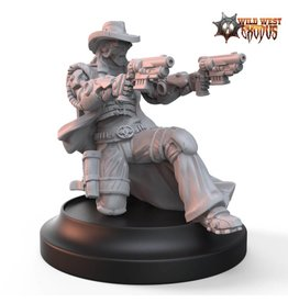 Warcradle Studios Jesse James (Alternate Sculpt) (Boss)