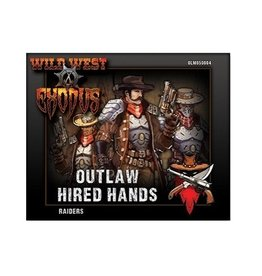 Warcradle Studios Outlaw Raiders Box (Hired Hands)