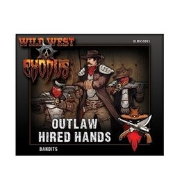 Warcradle Studios Outlaw Bandits Box (Hired Hands)