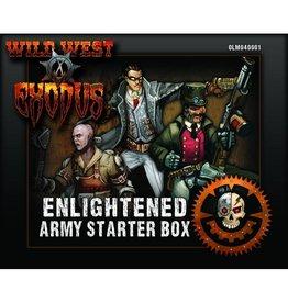 Warcradle Studios Enlightened Starter Box