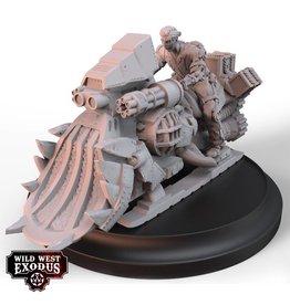 Warcradle Studios Enlightened Iron Horse (Light Support)