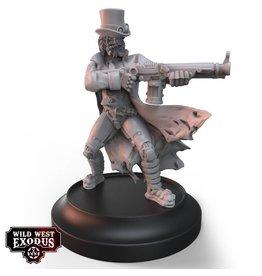 Warcradle Studios Dr. Carpathian (Alternate Sculpt) (Boss)
