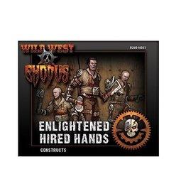 Warcradle Studios Enlightened Constructs Box (Hired Hands)