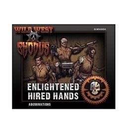 Warcradle Studios Enlightened Abominations Box (Hired Hands)