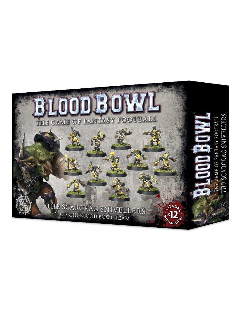 Games Workshop Blood Bowl Scarcrag Snivellers (Goblin Team)