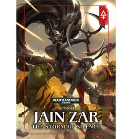 Games Workshop JAIN-ZAR: THE STORM OF SILENCE (HB)