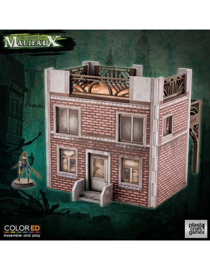 Plastcraft Old Town Building