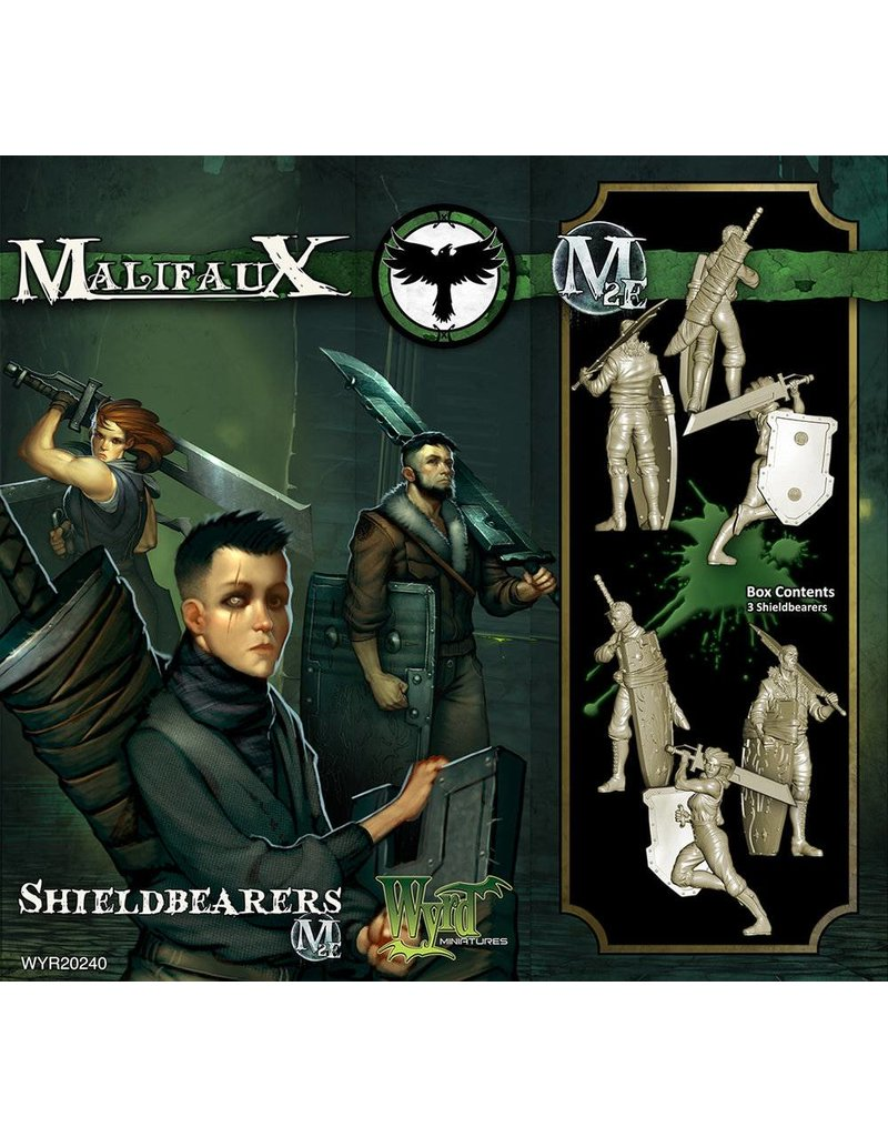 Wyrd Resurrectionists Shieldbearers Box Set