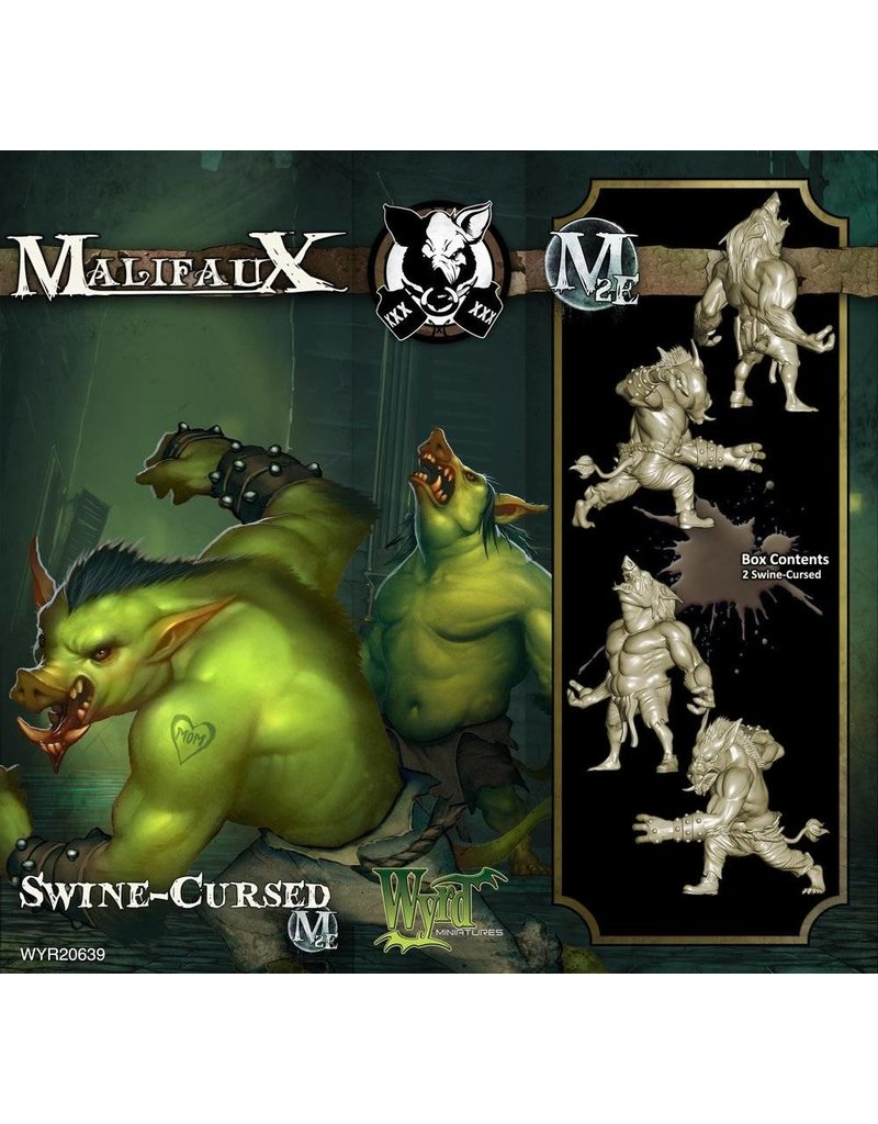 Wyrd Gremlins Swine Cursed Box Set