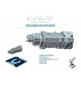 Spartan Games Autumn-class Heavy Cruiser