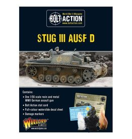 Warlord Games Early Stug D (Limited release)