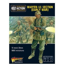 Warlord Games Early War Waffen-SS squad