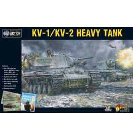 Warlord Games KV1/2 Heavy Tank