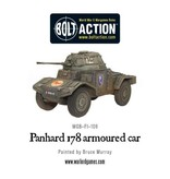 Warlord Games French Army Panhard 178 Armoured Car