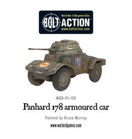 Warlord Games Panhard 178 Armoured Car