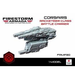 Spartan Games Corsairs Racketeer Battle Carrier