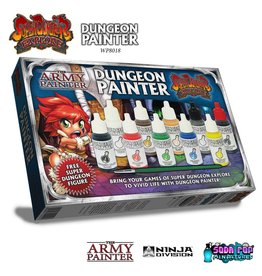 The Army Painter Super Dungeon Explore: Dungeon Painter Set