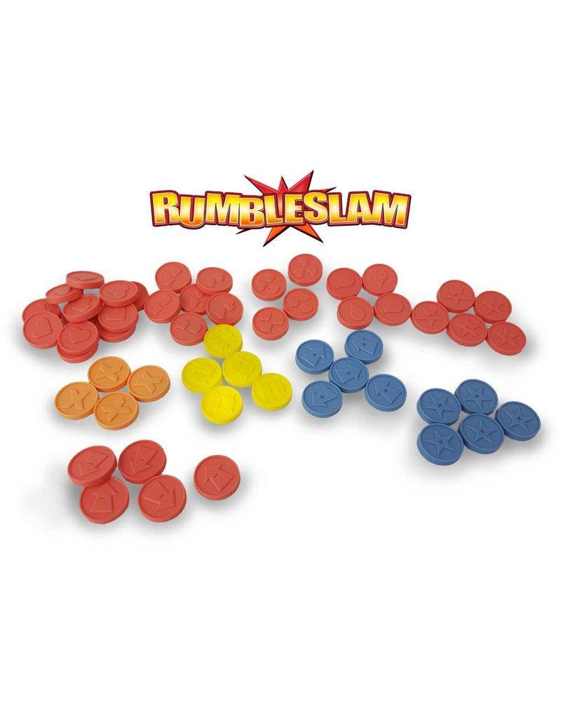 TT COMBAT Rumbleslam Deluxe Counters and Tokens