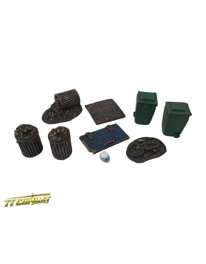 TT COMBAT Backalley Accessories 4