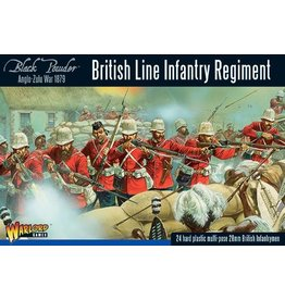 Warlord Games Line Infantry Regiment