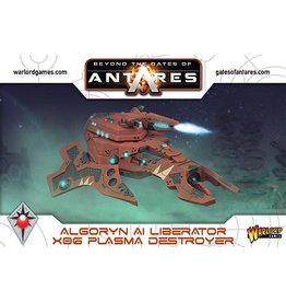 Warlord Games Algoryn Liberator with Plasma Destroyer