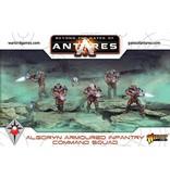 Warlord Games Algoryn Command Squad