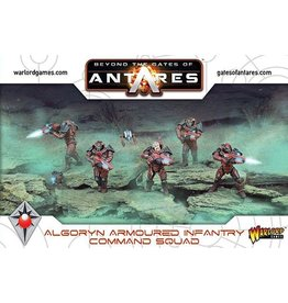 Warlord Games Algoryn Command Squad