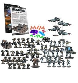 Mantic Games Operation Heracles Two-Player Mega Battle Set