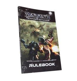 Mantic Games Warpath Mass Battle Rulebook