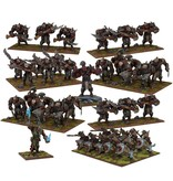 Mantic Games Ogres: Mega Army Box Set