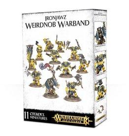 Games Workshop Weirdnob Warband