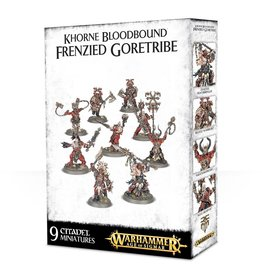Games Workshop Frenzied Goretribe