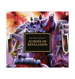 Games Workshop HH: ECHOES OF REVELATION (AUDIOBOOK)