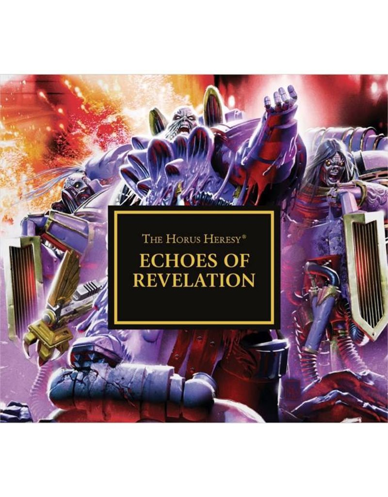 Games Workshop The Horus Heresy: Echoes Of Revelation (AUDIOBOOK)